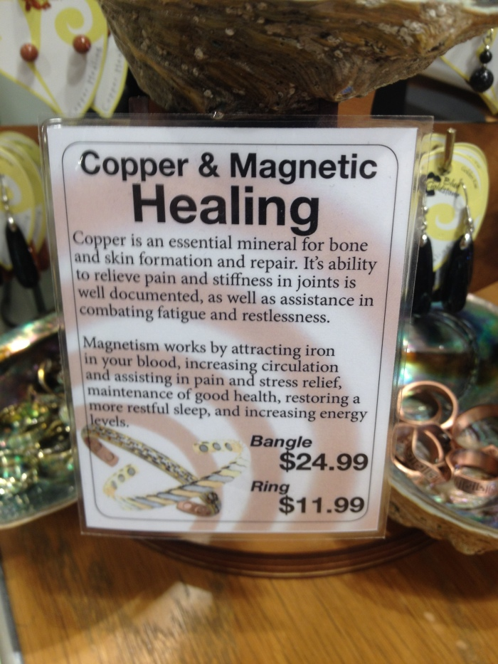 Copper & Magnetic Healing