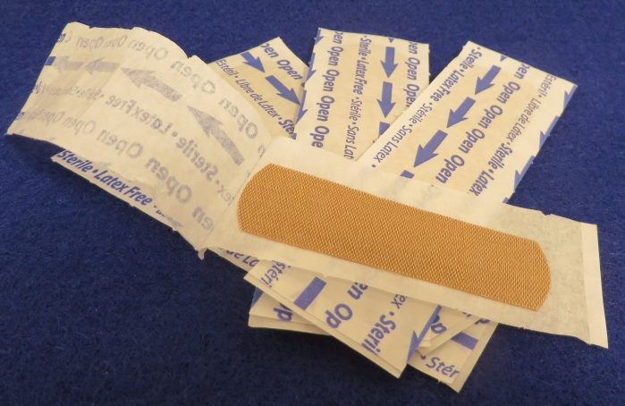 Can you trustBand-Aids?